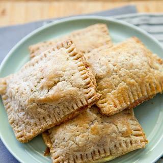 Ham, Leek and Ricotta Toaster Tarts