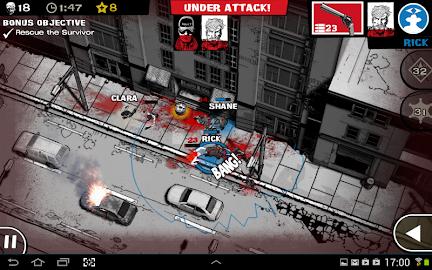 The Walking Dead: Assault Screenshot 15