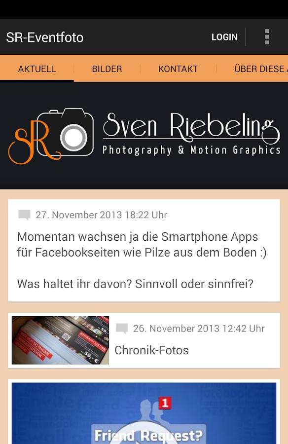 SR-Eventfoto - screenshot