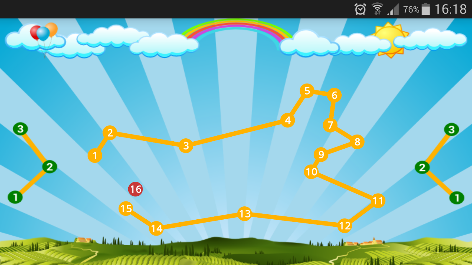 Connect Dots. Game For Kids- screenshot
