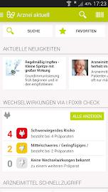Arznei aktuell Screenshot 1