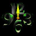 SDWATCH джунгли часы виджет HD