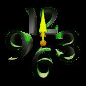 SDWATCH Jungle Clock Widget HD