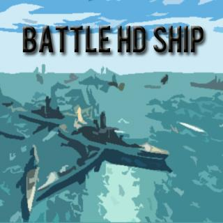 Battle HD ship - screenshot