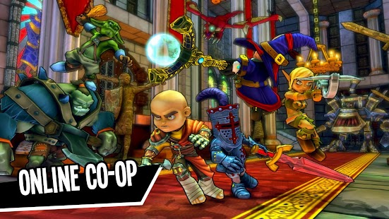 Dungeon Defenders Eternity - screenshot thumbnail