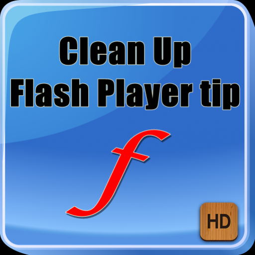 Clean Up Flash Player tip