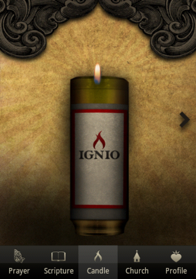 Ignio- screenshot