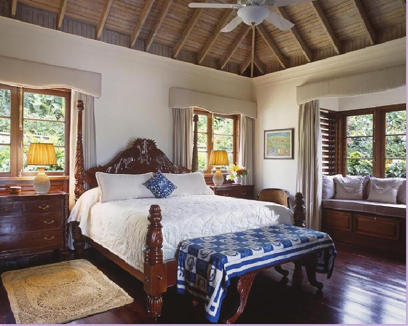 Cote de texas beach houses 6 jamaica for Hardwood floors jamaica
