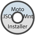 Moto .ISO Mount Installer icon