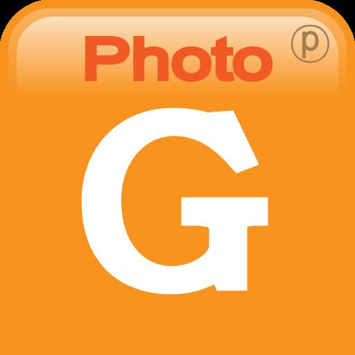 媒体 图库&锁 照片 P 攝影 App LOGO-APP開箱王