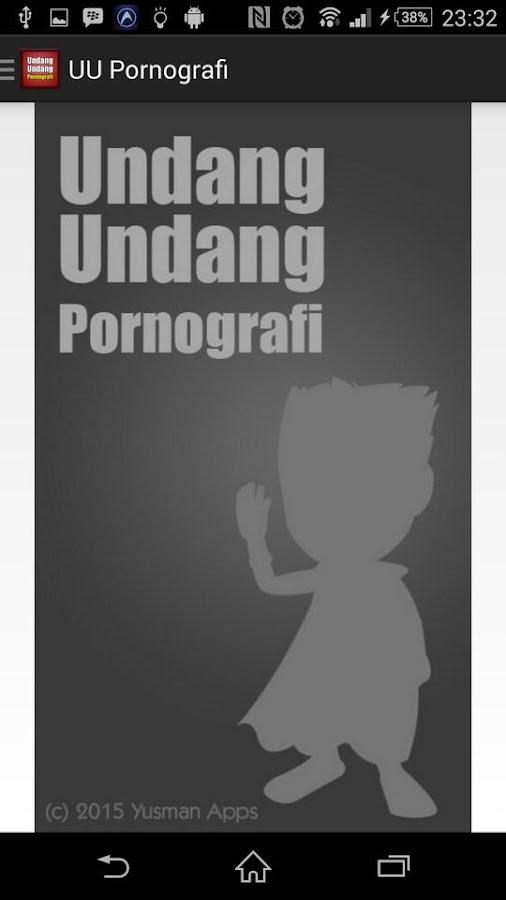 Uu Pornografi 51