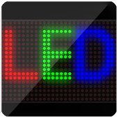 Led Scrollen display