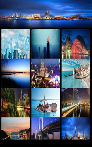 World City Wallpaper Hd