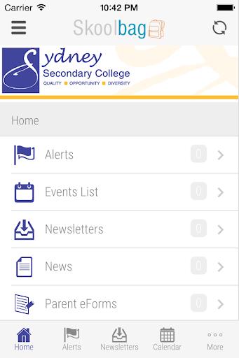 【免費教育App】Sydney Secondary Leichhardt-APP點子