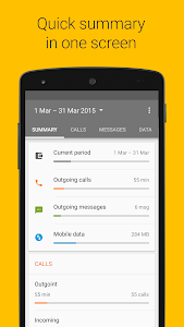 Callistics - Data usage, Calls v2.3.4 (Premium)