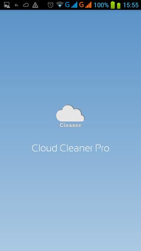 Cloud Cleaner Pro
