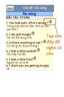 Screenshot of English-Vietnamese Phrase 2500