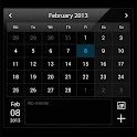 Droid Calendar Widget icon