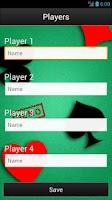 Screenshot of Trex Scorecard HD (free)