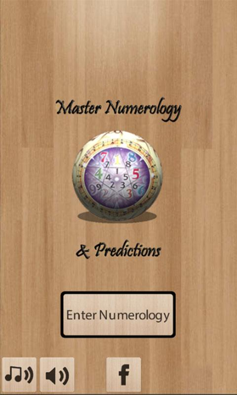 Master Numerology & Prediction- screenshot