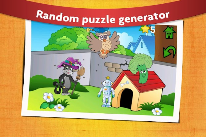 Peg Puzzle 3 - Kids & Toddlers Shape Puzle Game Android 14