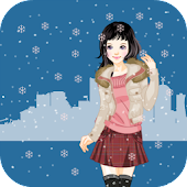 Dress up Games Winter Fashion