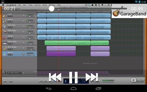 玩音樂App|Garageband '11 101免費|APP試玩