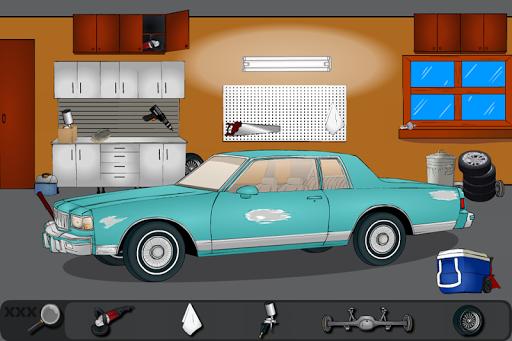 Lowrider Awakening: Car Repair