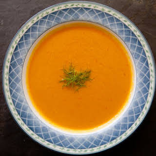 Provencal Seafood Bisque.