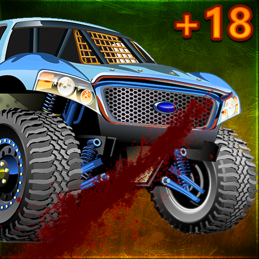Car Rage Zombie Buggy shooter