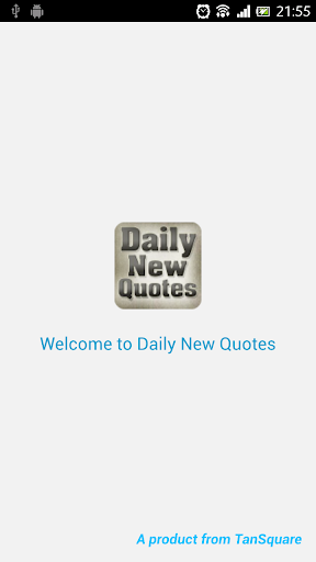 Daily New Quotes