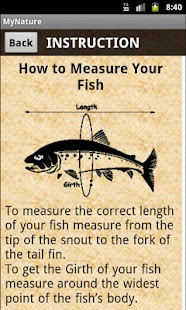 Fish Weight Calculator- screenshot thumbnail