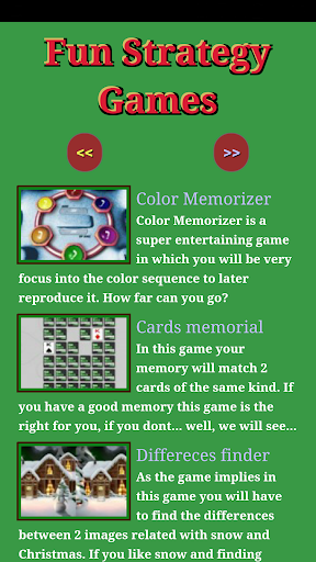 Fun Strategy Games