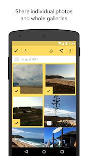 Yandex.Disk- screenshot thumbnail