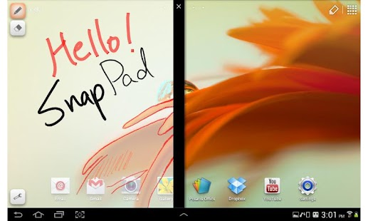 Snap Pad - Memo and Doodling - screenshot thumbnail