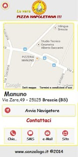 Pizzeria Manuno- miniatura screenshot