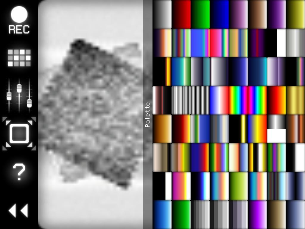 PixiVisor- screenshot