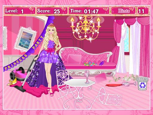 玩休閒App|清洁公主的卧房免費|APP試玩