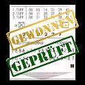 Quittungsprüfer (Lotto, uvm.)