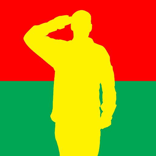 Play Me an Anthem-Burkina Faso LOGO-APP點子