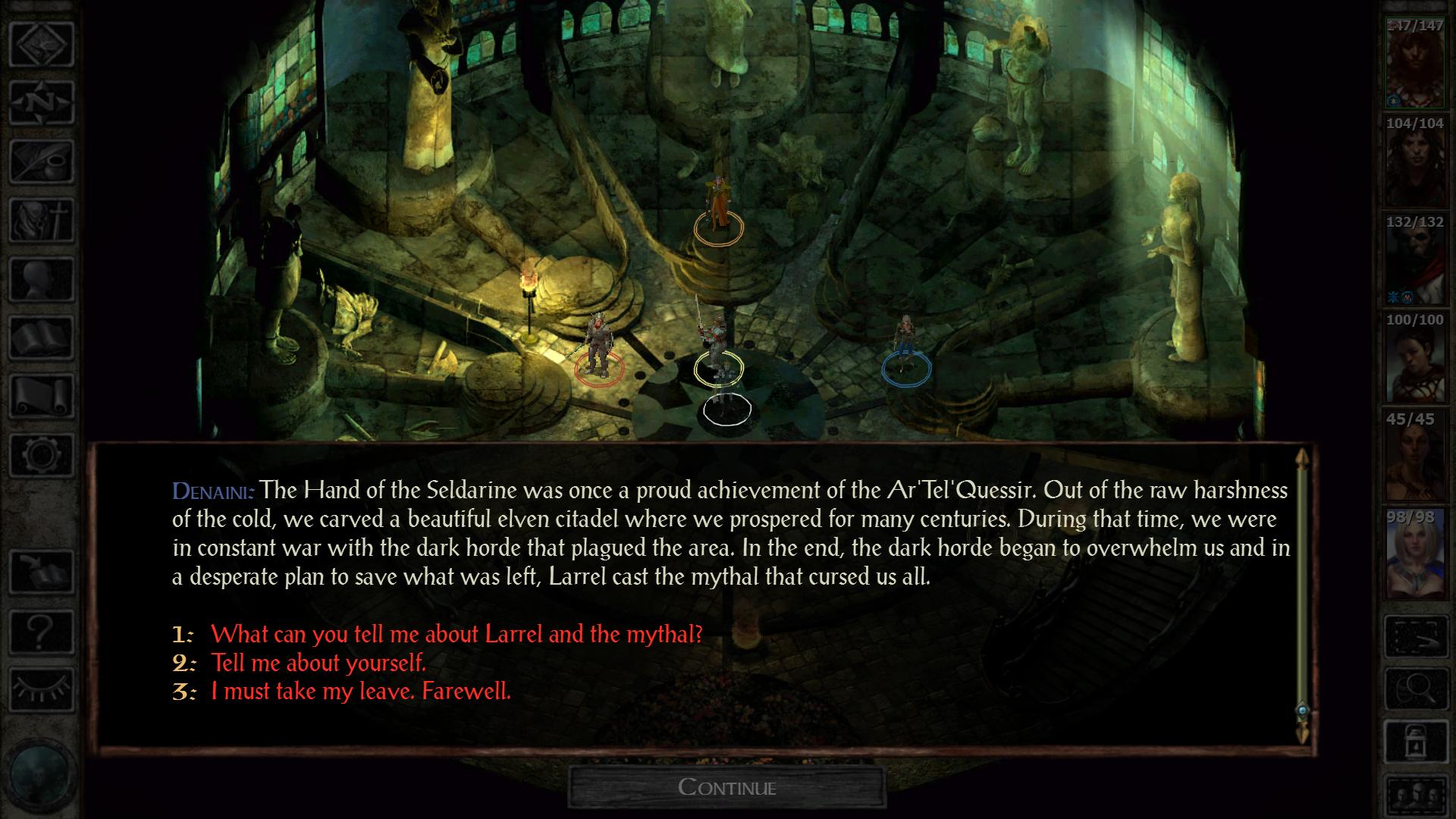 Icewind Dale: Enhanced Edition screenshot #3
