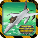 F16 Flight Simulator Aircraft icon