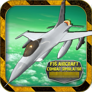 F16 Flight Simulator Aircraft for PC and MAC