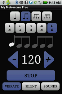 My Metronome screenshot 1