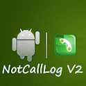Not Call Log 2 – free (NO ADS) logo