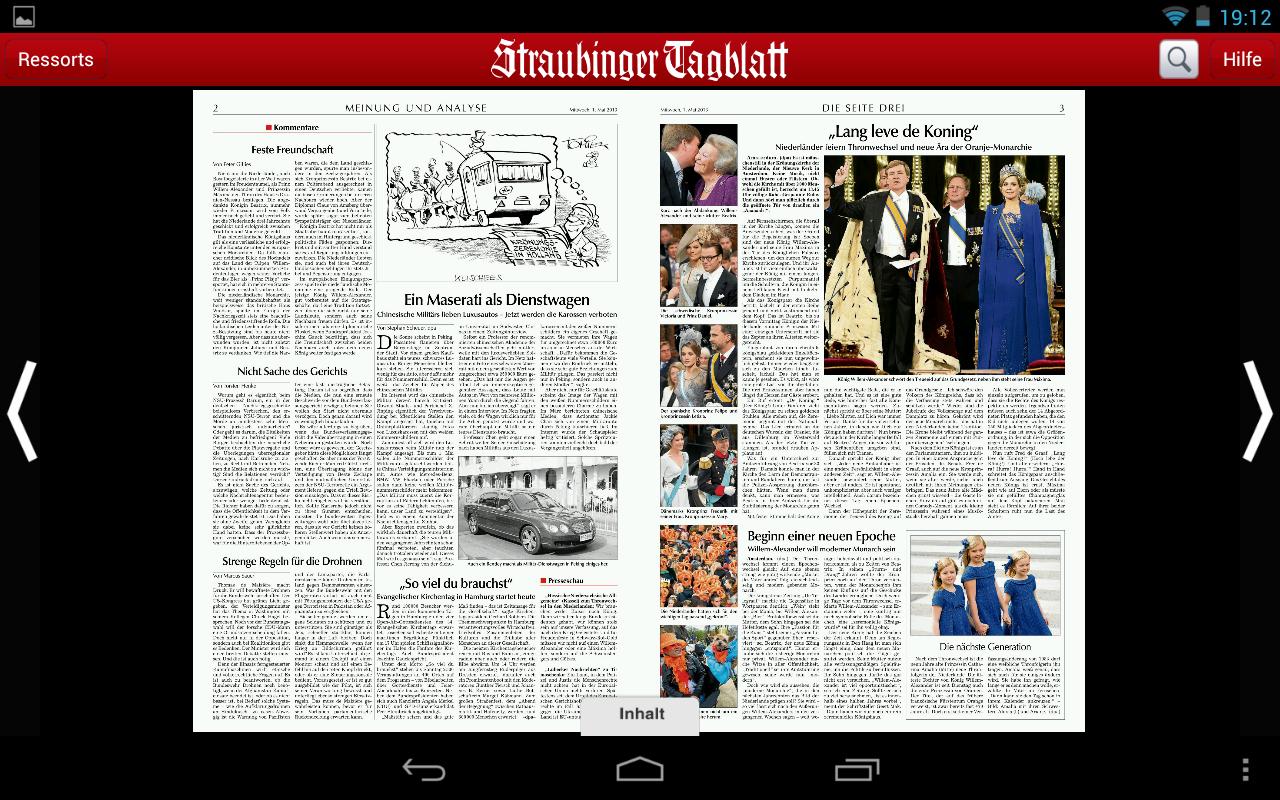 Dating Straubinger Tagblatt