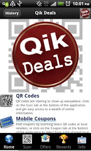 Qik Deals - screenshot thumbnail