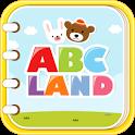 ABC 랜드 - 엄마와 함께하는 영어 낱말 icon