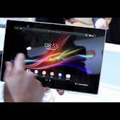 Sony Experia Tablet Z Manual