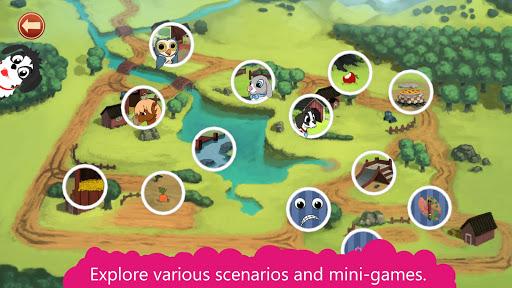 【免費教育App】Peppy Pals农场-趣味儿童EQ游戏-APP點子